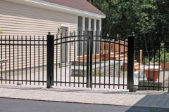 Aluminum-Black-3-Rail-Coventry-with-Finials-and-Double-Drive-Gate_07