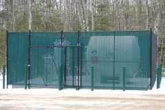 Black-Chain-Link-Enclosure-with-Green-Privacy-Slats_10